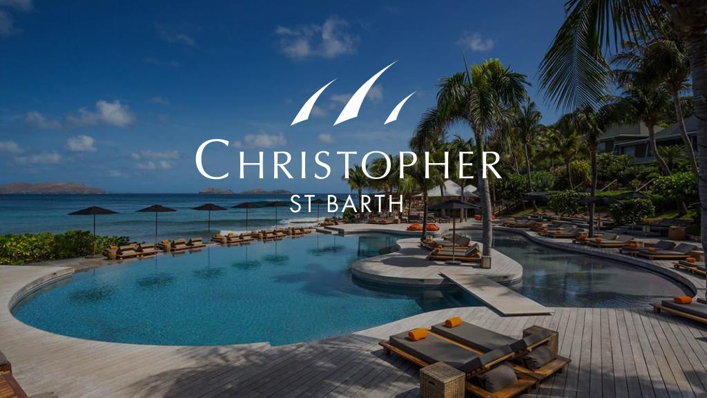 Nouvelle réalisation à Saint Barth : L'hôtel Christopher