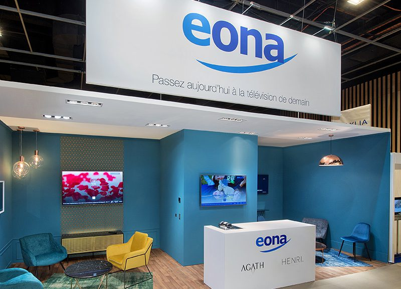 EONA celebrates its 15 years at EQUIPHOTEL