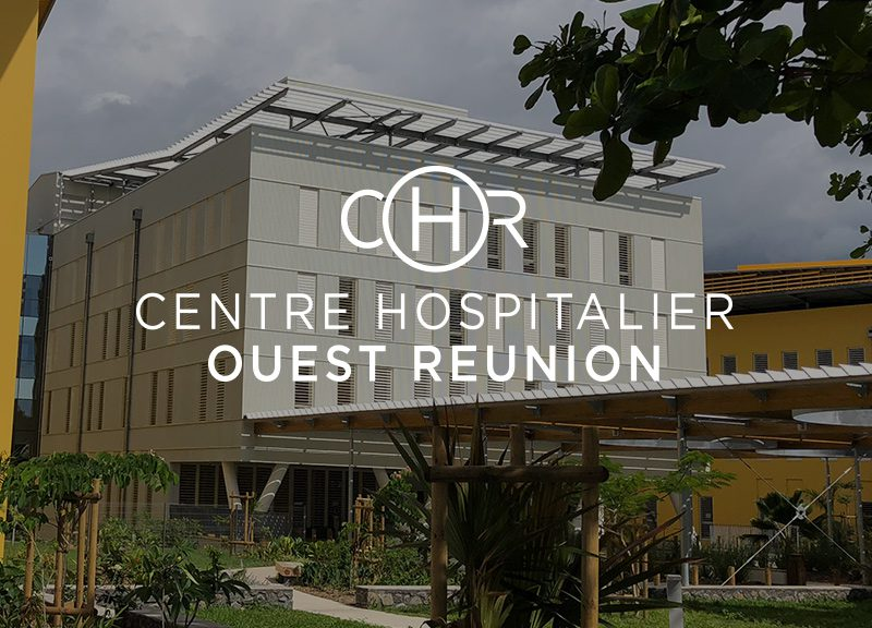 ORANGE équipe avec son partenaire EONA le Centre Hospitalier Ouest Réunion