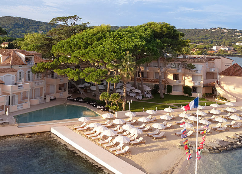 EONA solutions selected by Cheval Blanc Saint Tropez